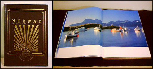 Norway - Photo Book
